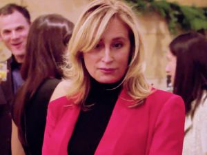 Sonja Morgan of Real Housewives of New York City