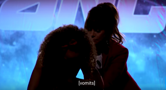 Today We Are All the Girl Who Vomited on Paula Abdul on 'So You Think You Can Dance?'