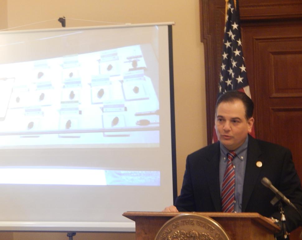 Scutari to Unveil NJ Marijuana Legislation