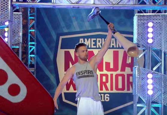 Tuesday Motivation: One-Legged Competitor Crushes 'American Ninja Warrior'
