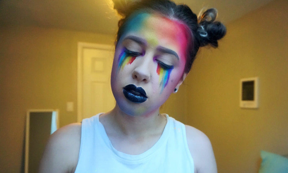People Are Using These Beautiful Makeup Looks to Support Orlando and the LGBTQ Community