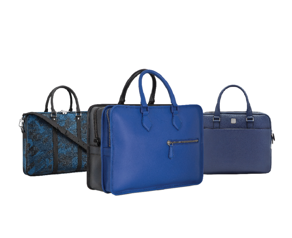 Introduce Dad to the New Neutral: Blue