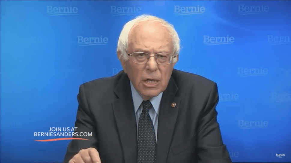 Bernie Sanders Vows to Campaign Against Donald Trump, But Not For Hillary Clinton—Yet