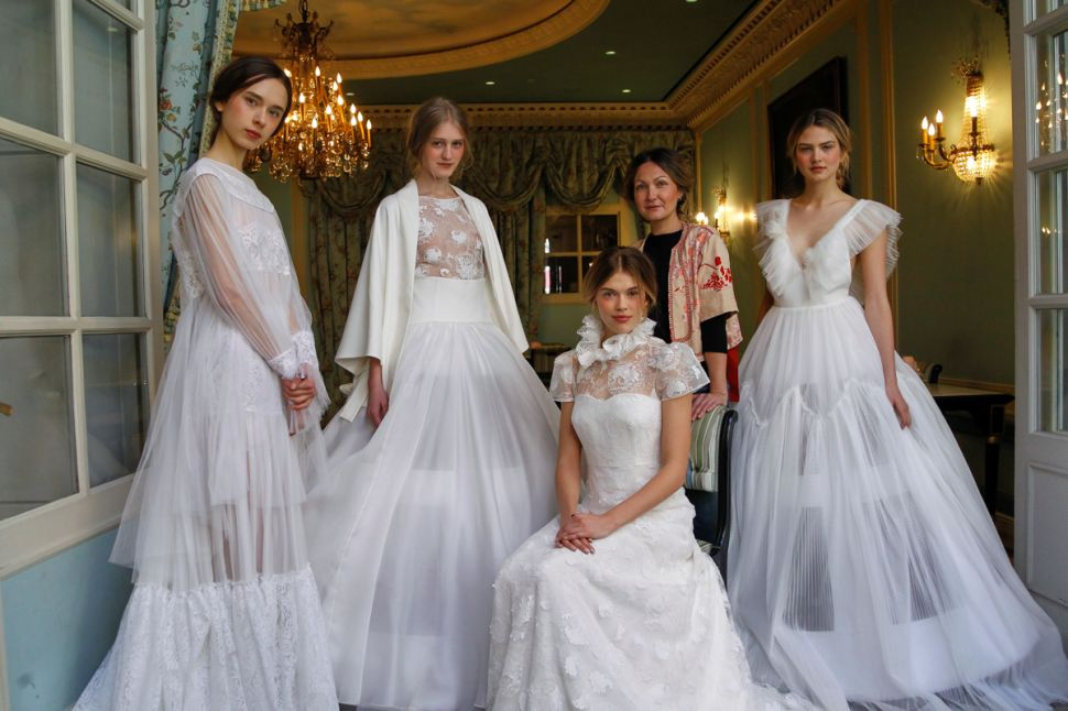 Euro vs. U.S. Brides: A Study in Style