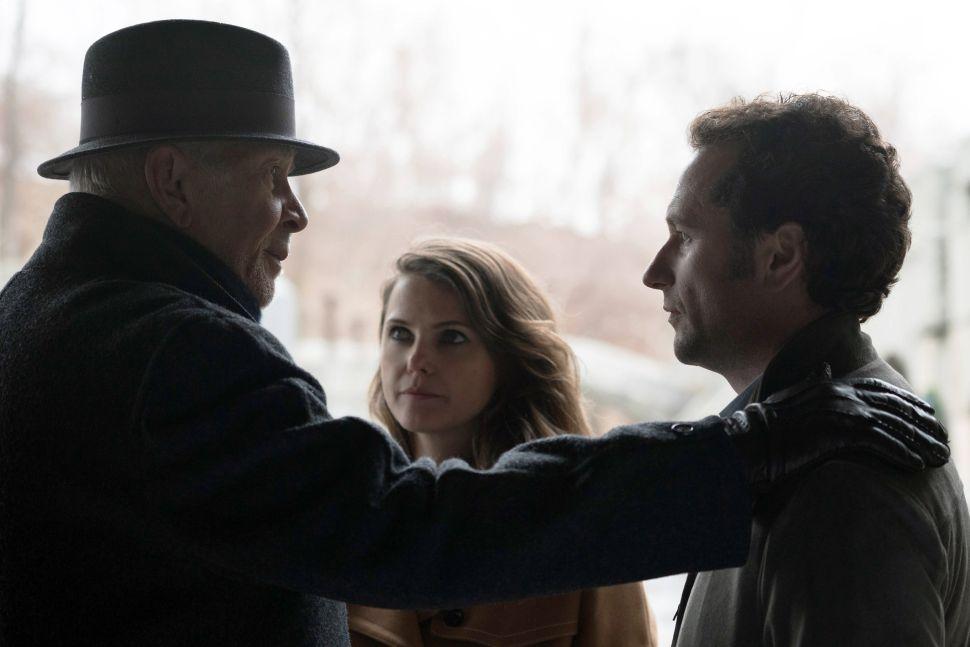'The Americans' Season Finale Recap: Home Sick