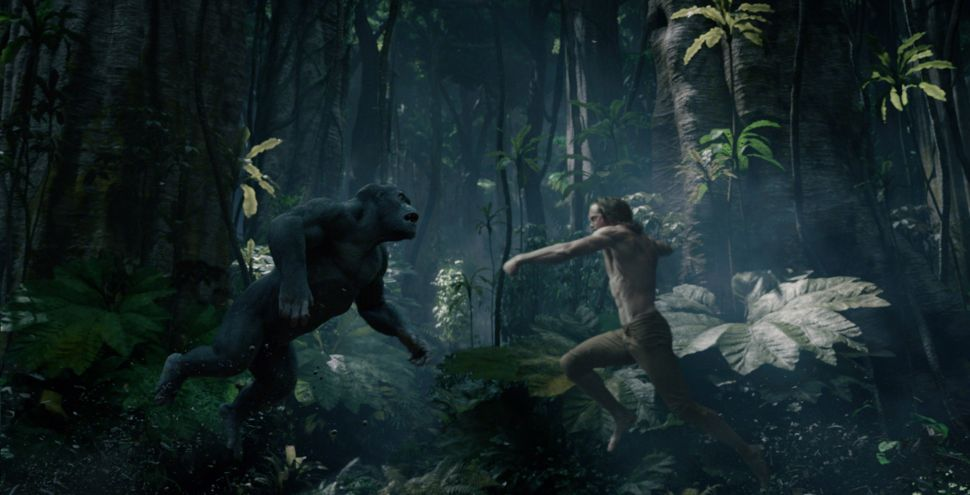 Edgar Rice Burroughs' Tale Is Dragged Out of Mothballs for 'The Legend of Tarzan'