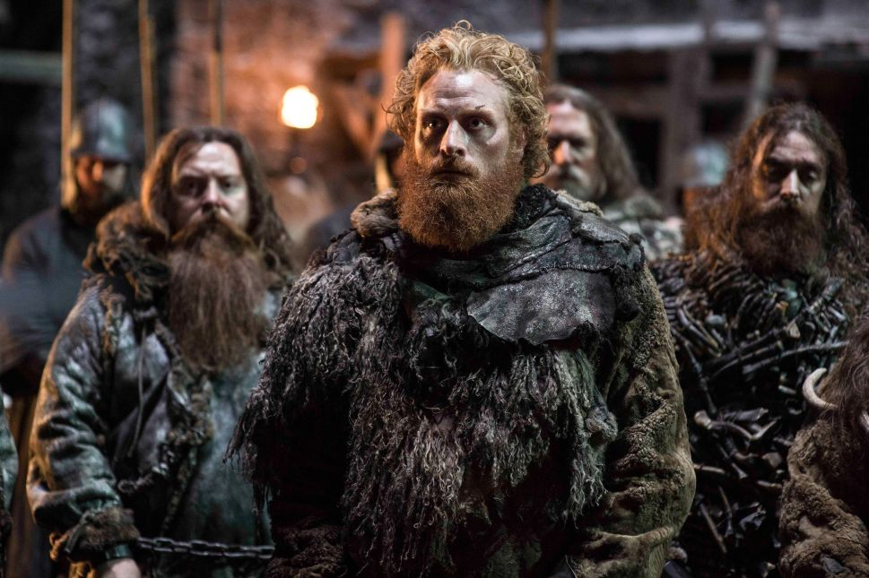 Kristofer Hivju Talks 'The Last King', and Making Sexy Eyes at Gwendoline Christie