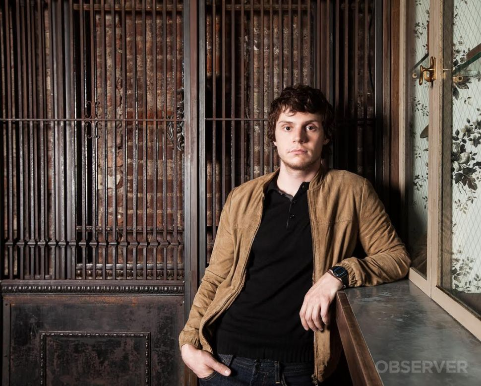 The Marvel-ous Evan Peters: Ensemble Star of 'American Horror Story' and 'X-Men'