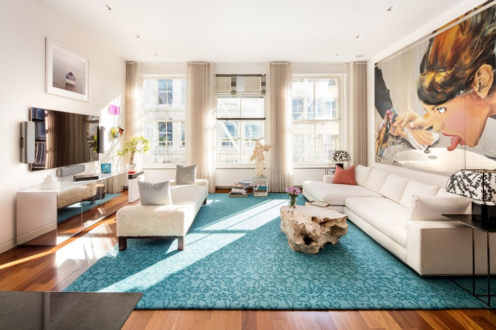 Cat's Meow: This Chic Soho Loft May Appeal to the Art- and Feline-Inclined