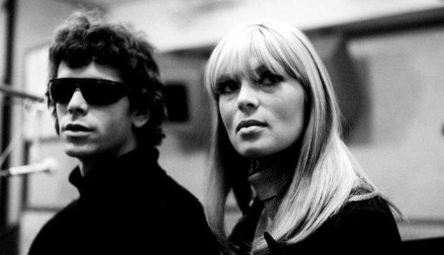 Lou Reed and Nico.
