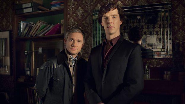 'Sherlock' Gets His Jack Bauer on in Season 4 Teaser