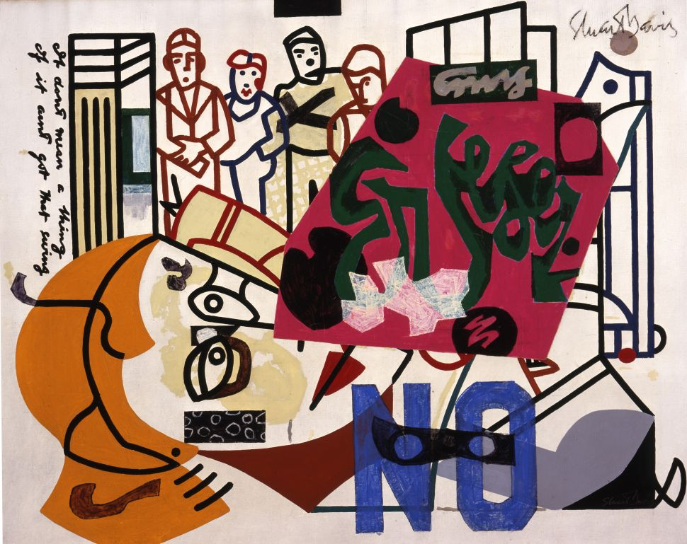 High-Spirited Romp: The Best of Stuart Davis