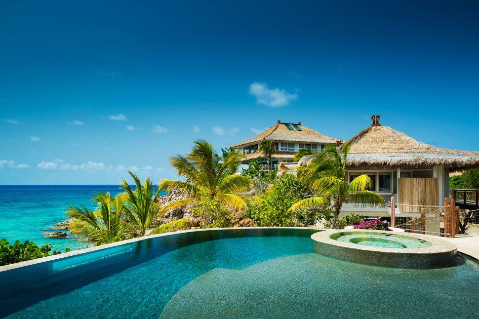 Try a Luxury Break on One of Richard Branson's Estates