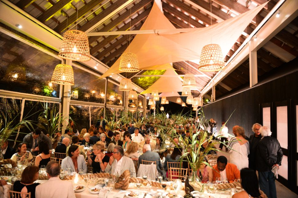 A Midsummer Night's Party: Parrish Museum Gala