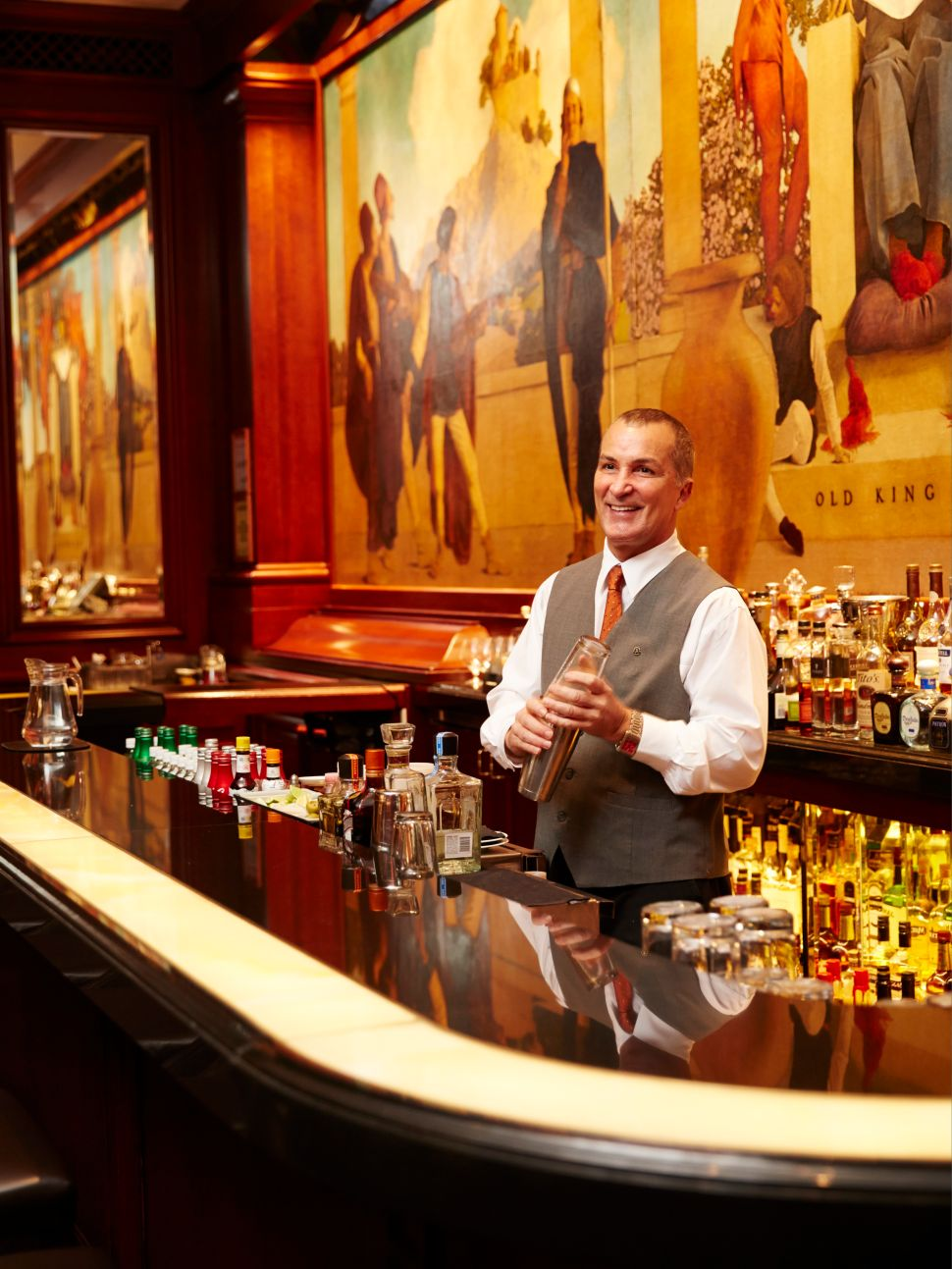New York's Most Exclusive (And Expensive) Cocktail Hour