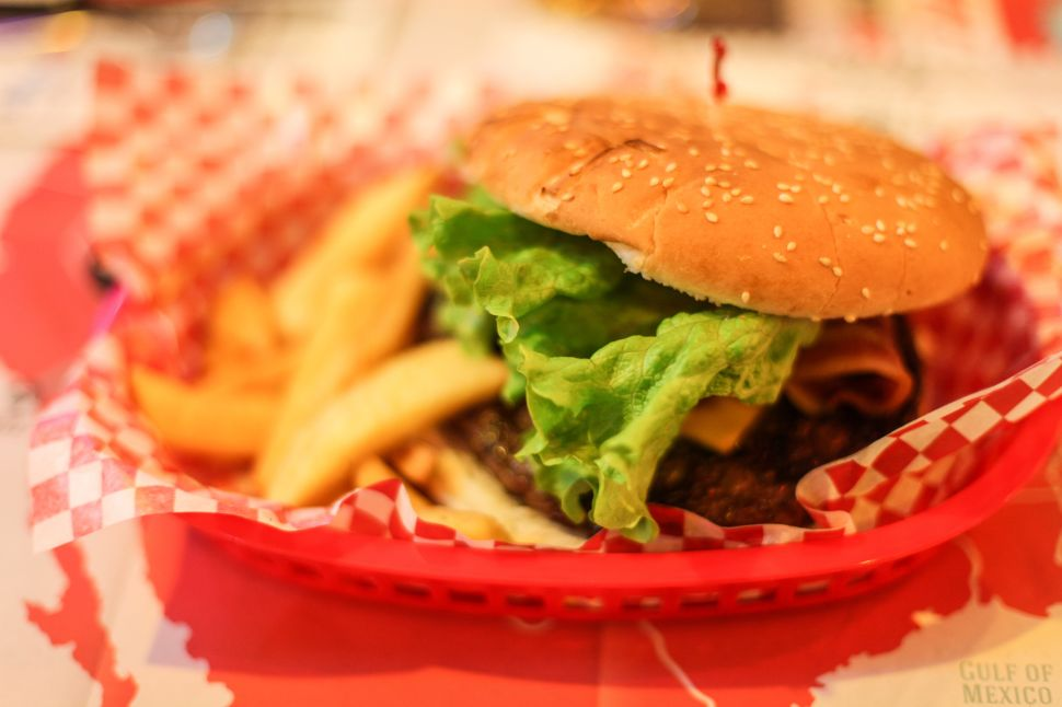 Fast Food and C-Sections Are Unhealthy for the Same Surprising Reason