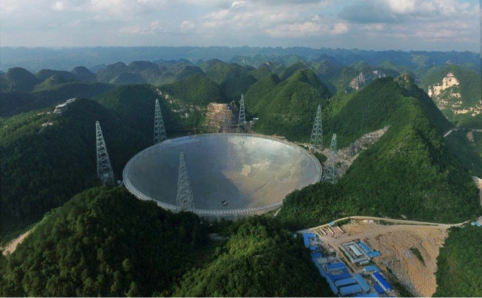 China Will Now Lead the Search for Extraterrestrial Life in the Universe