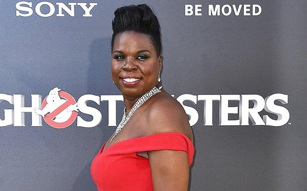 Leslie Jones Called Out Racist 'Ghostbusters' Trolls on Twitter