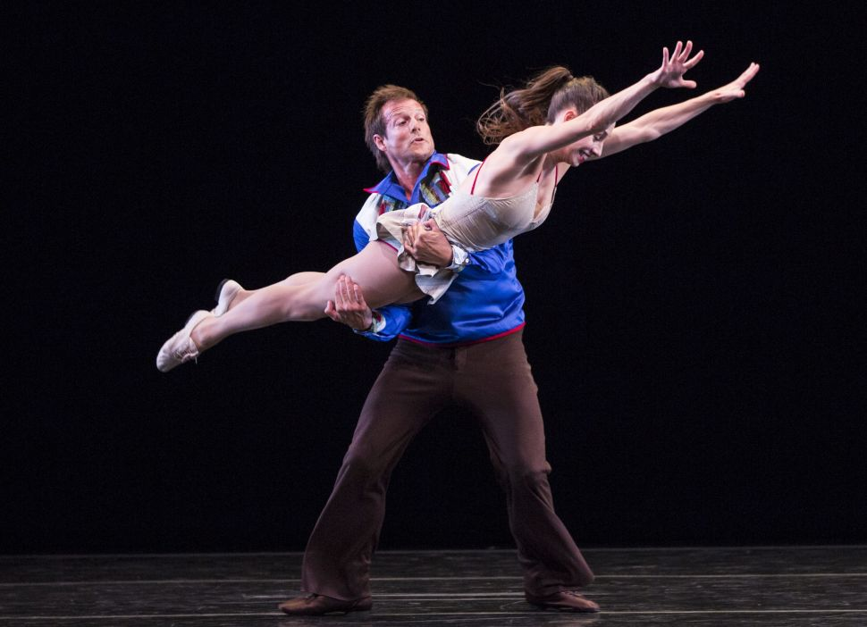Twyla Tharp Ups the Ante with Beethoven at the Joyce