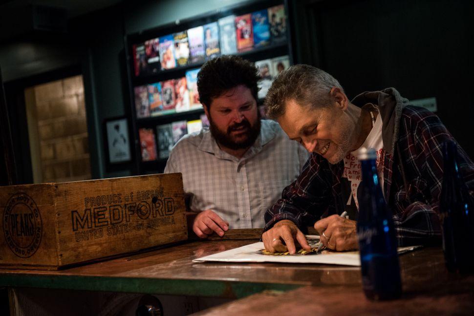At Boutique Brooklyn Cinema, A-List Directors Help Revive Print Film