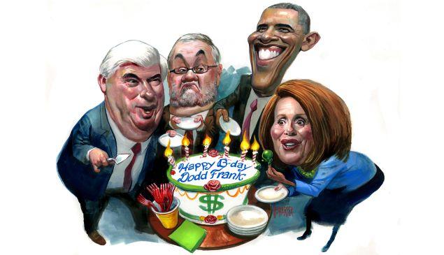 Happy Birthday Dodd Frank