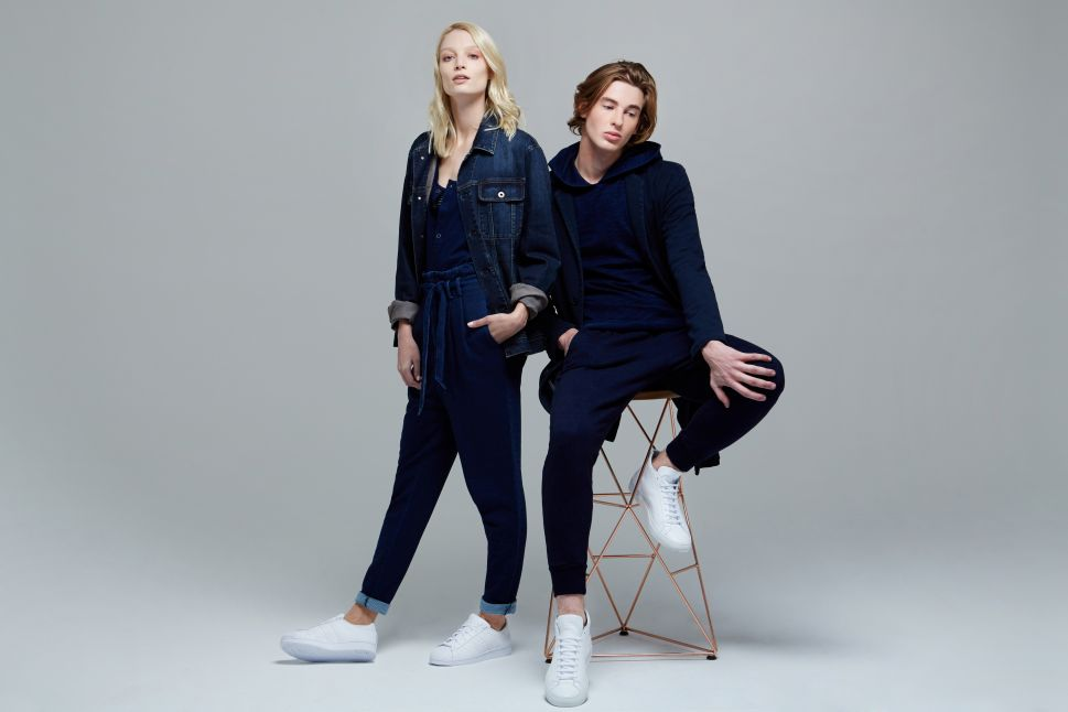 AG's Indigo Capsule Collection Is the Most Comfortable Way to Wear Denim