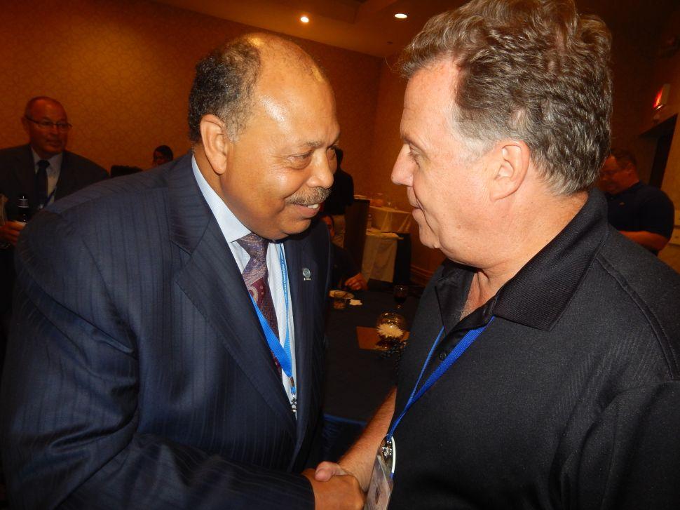 NJ Democratic Party Chair Currie: Wisniewski has Failed