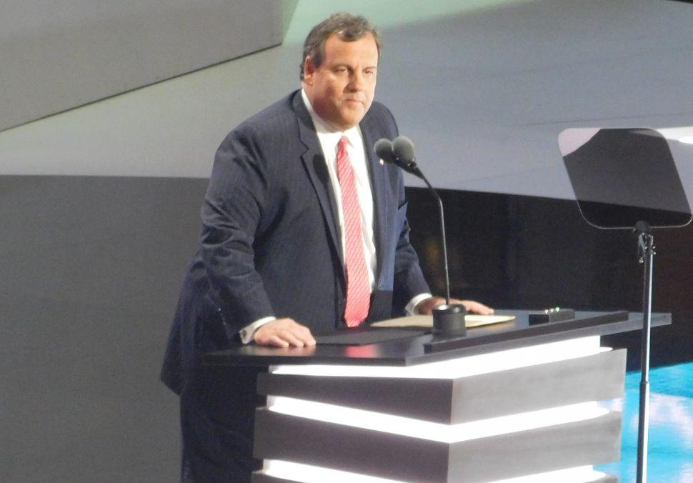 10 Ways Chris Christie Can Redeem Himself in 2017