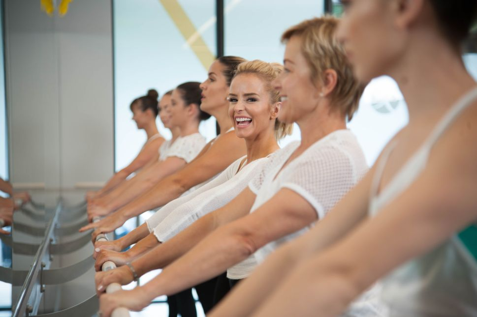 Ranking The Toughest Barre Classes in New York