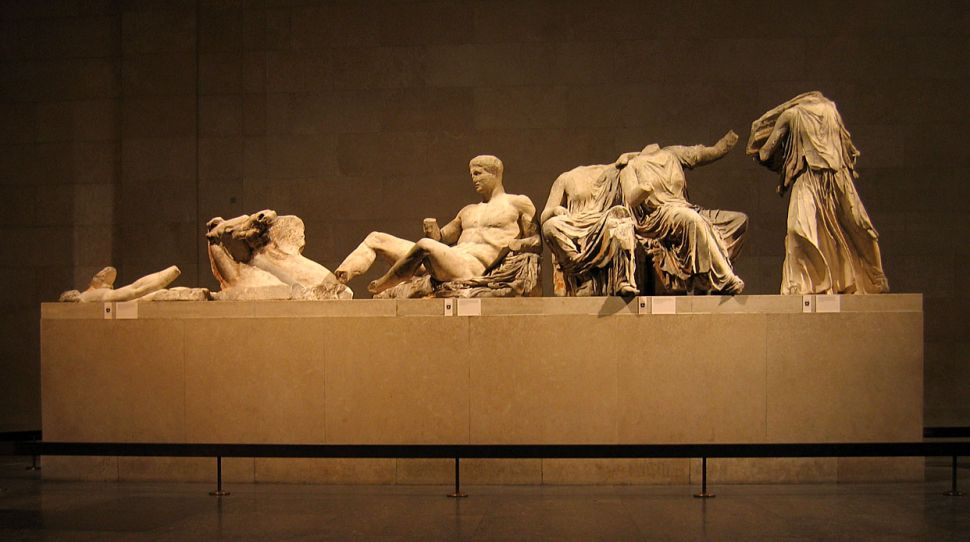 UK Parliament Pushes Bill to Return Elgin Marbles to Greece