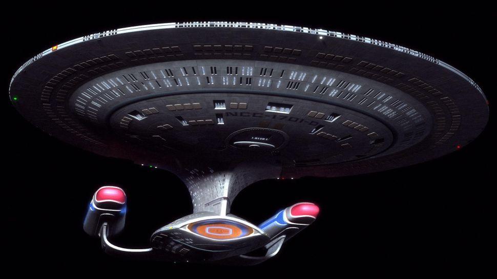 The New Star Trek Exhibit Is Every Dork's Wet Dream