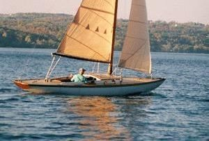 1947 Quincy Adams sailboat