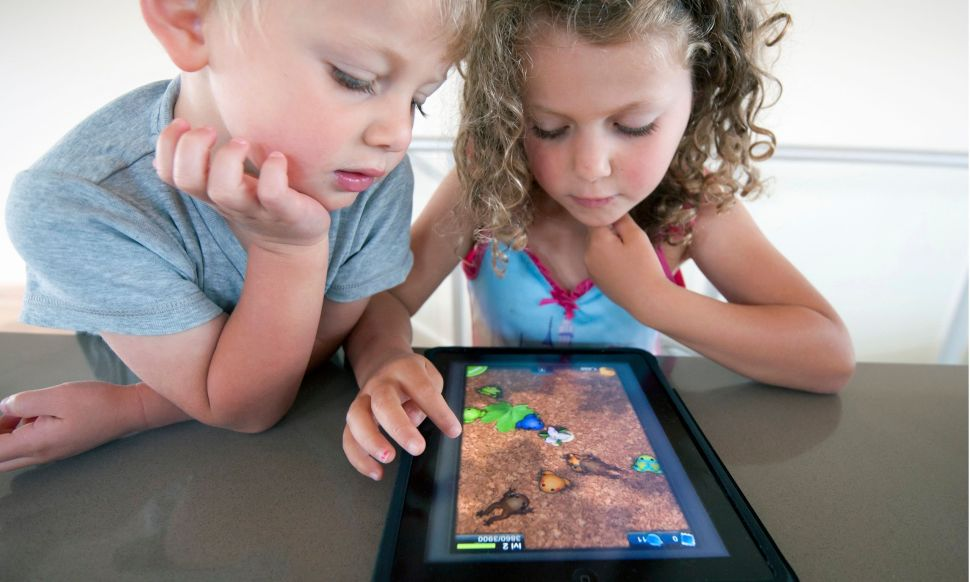 iPad Alert: What Exactly Is Your Tablet Doing to Your Kid's Brain?