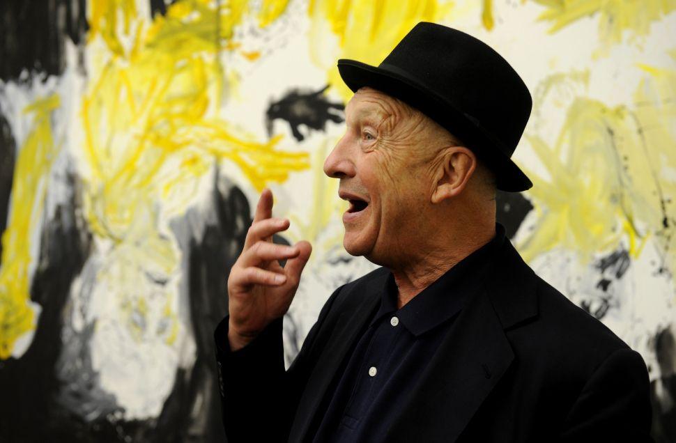 Artist Georg Baselitz Prefers German Castles to Chelsea Lofts