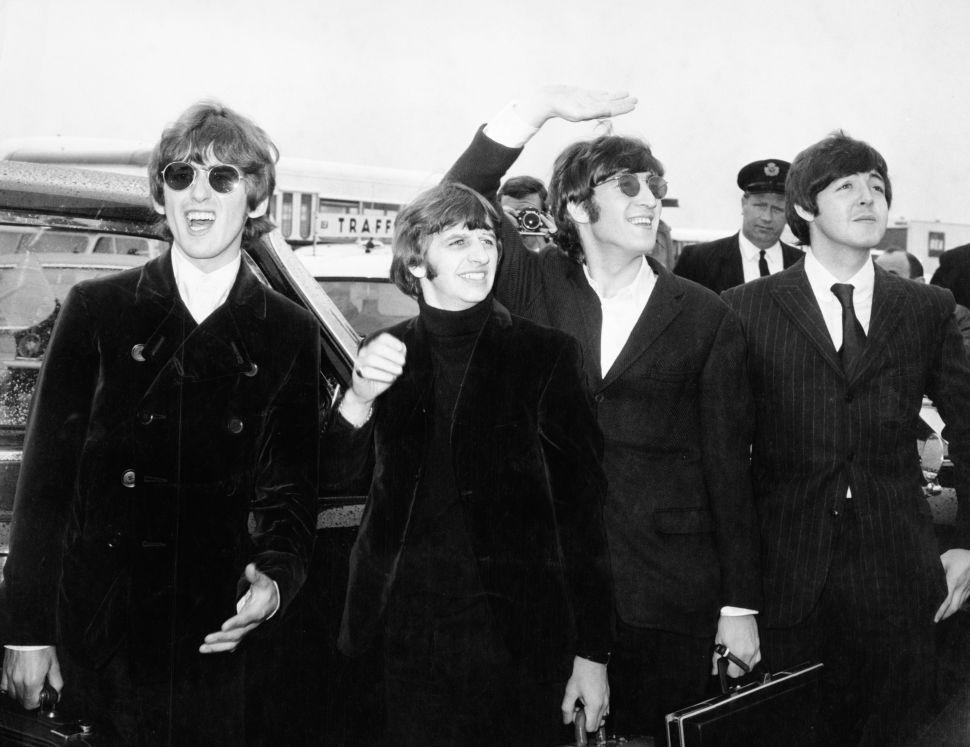 On 'Revolver' the Beatles Quit Being Cute and Became True Artists