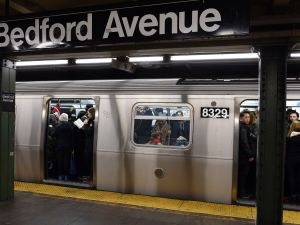 Bedford Avenue will be the last stop on the L Train when it enters its 18 month shutdown in 2019