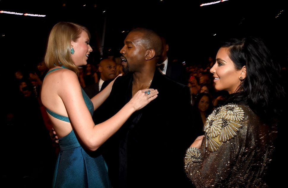 Taylor Swift's Wikipedia Page Set to Admin-Only After Vandals Fill It With Kanye Jokes