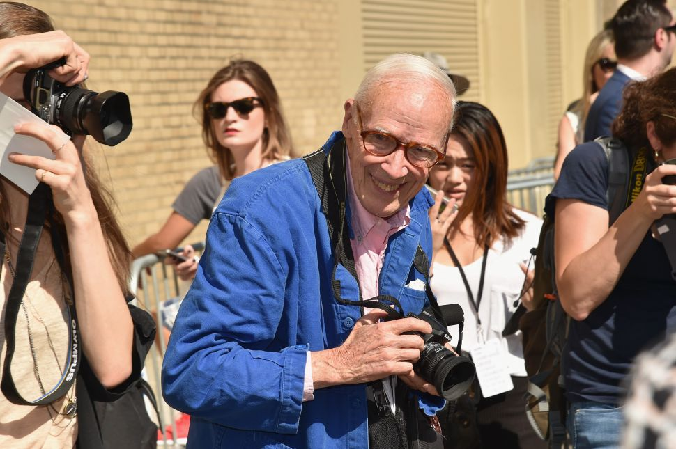 NY Times Barred From Using Bill Cunningham Photos, Met Museum Adds Egyptian Galleries
