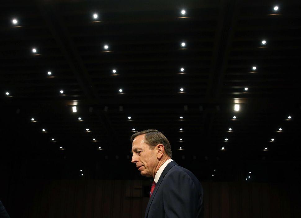Pardon David Petraeus
