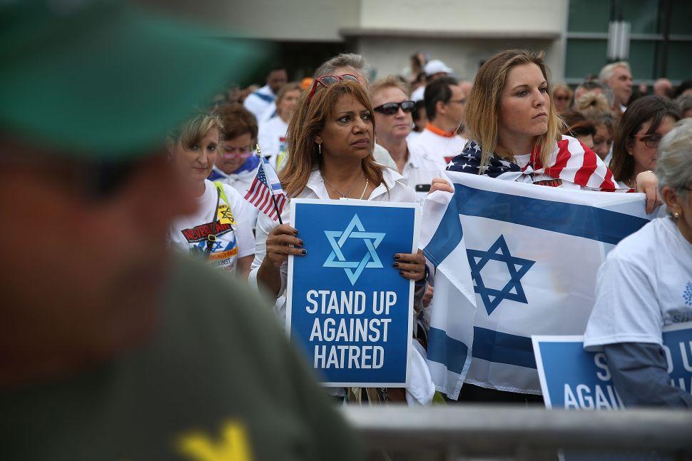 First Half 2016: Anti-Semitism Skyrockets on U.S. College Campuses