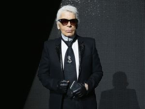 Karl Lagerfeld never quite found Gramercy Park to be entirely to his liking.