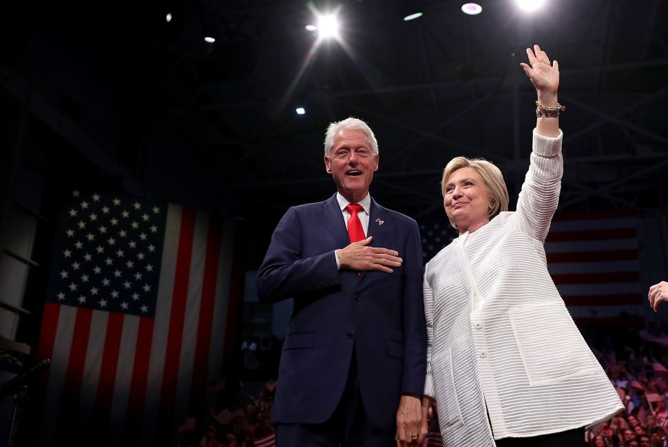 Bill Clinton Highlights Need for Special Emailgate Prosecutor