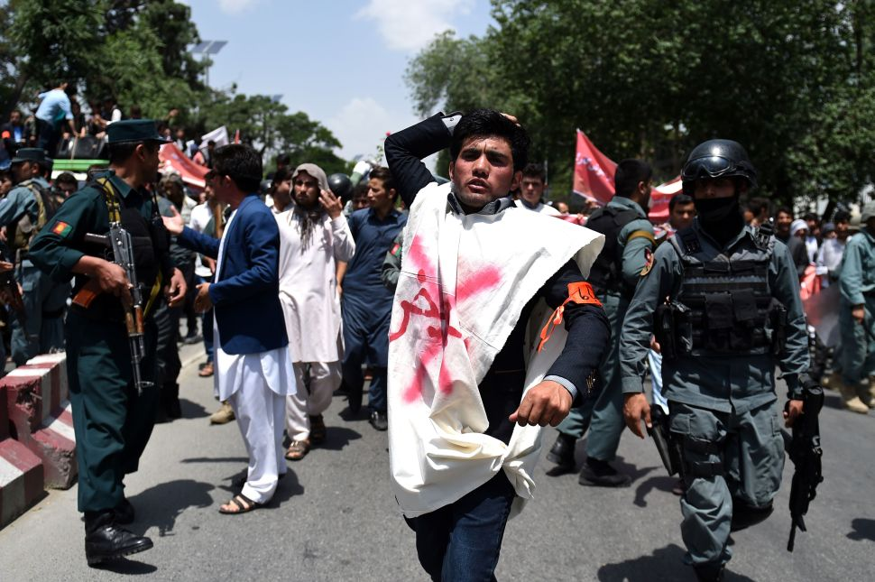 Victory in Afghanistan Impossible Without Calling Taliban Terrorists