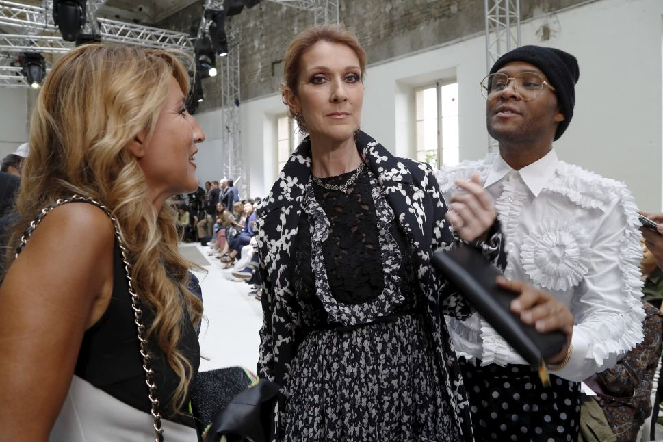 Céline Dion's Stylist Will Be on the New 'America's Next Top Model'