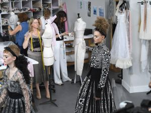 Inside Chanel's couture atelier
