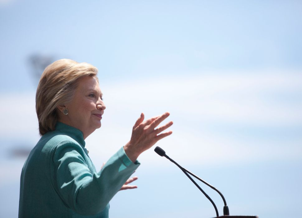 Hillary Clinton's Incompetence Gets Her Off the Hook