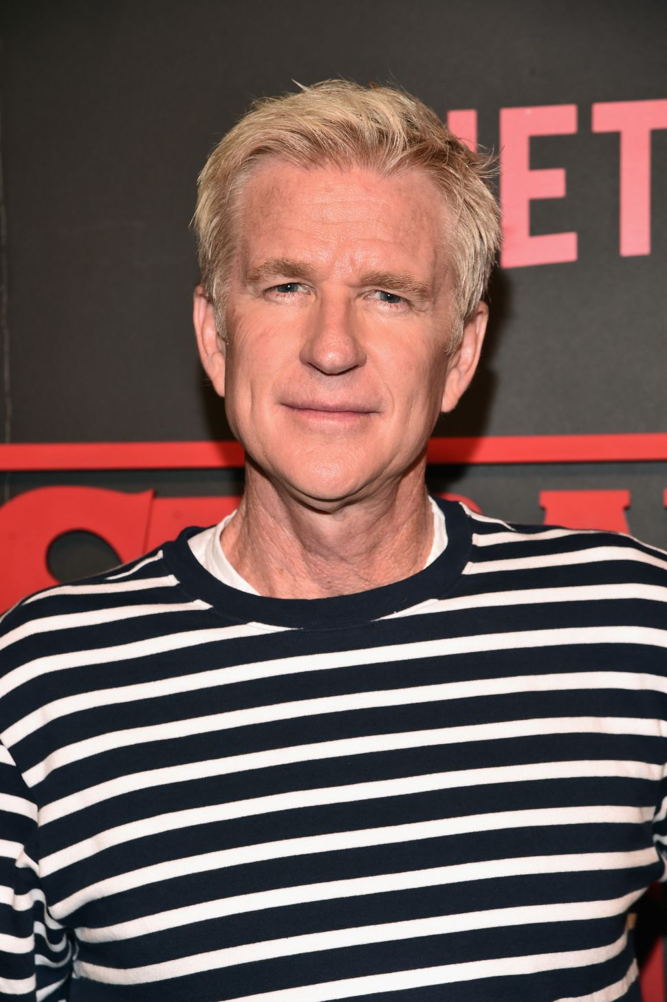 Matthew Modine on Netflix, New York and Even 'Stranger Things'