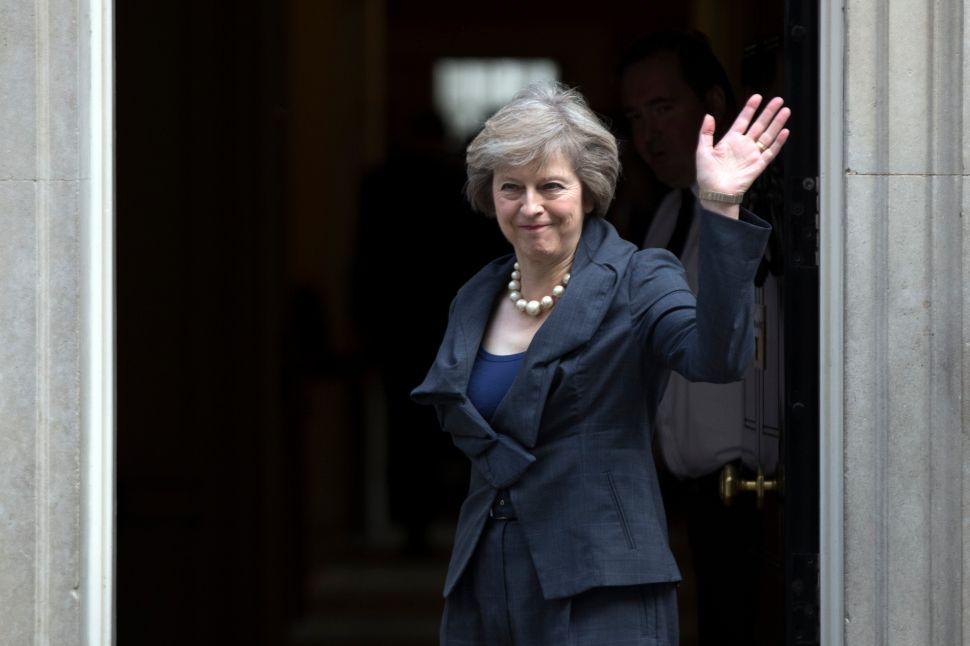 Britain's New Prime Minister Is Gordon Brown in Drag
