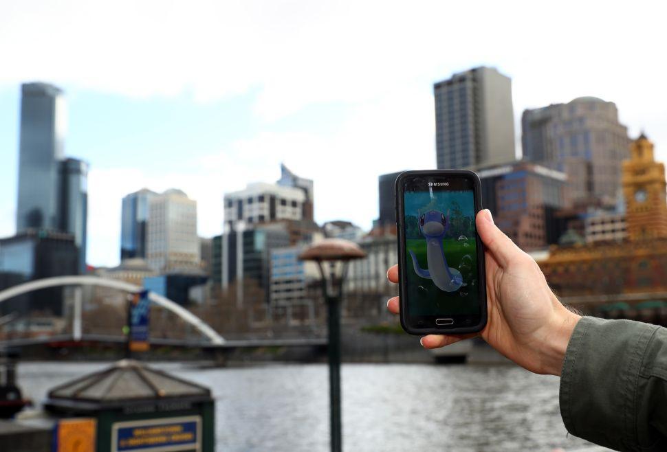 Nintendo's Pokémon GO Wins With Technology and Nostalgia