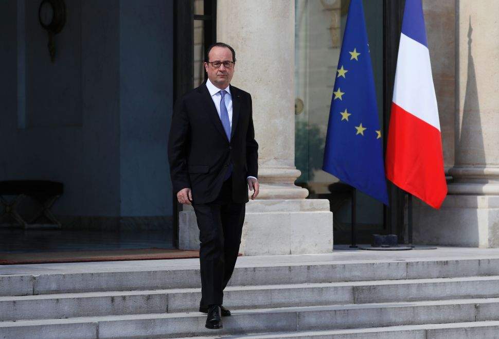 Hollande Warns What Obama Won't: Islamic Terrorism Is Real